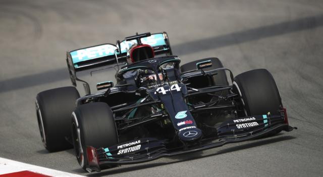 F1, Mercedes fa da padrona